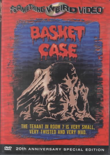 BASKET CASE:20TH ANNIVERSARY EDITION BY VANHENTENRYCK,KEVIN (DVD)