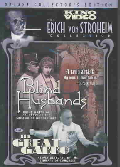 BLIND HUSBANDS/THE GREAT GABBO BY VON STROHEIM,ERICH (DVD)