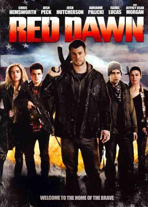 RED DAWN BY HEMSWORTH,CHRIS (DVD)